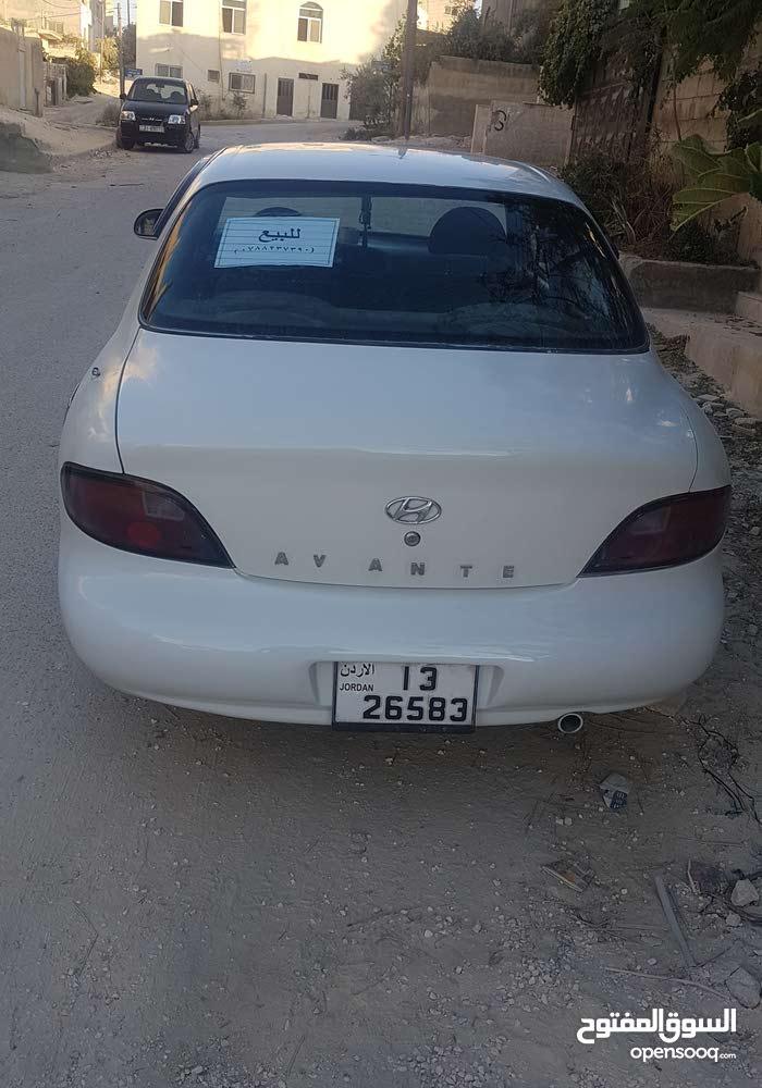 Used condition Hyundai Avante 1995 with 0 km mileage