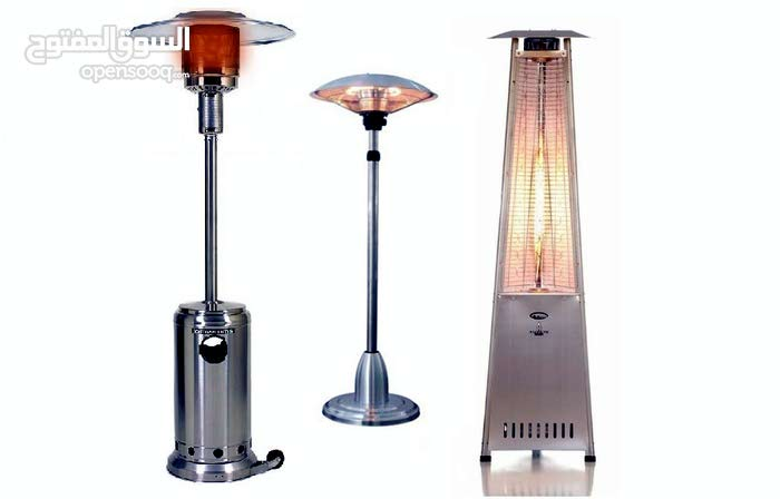 Outdoor Heater Rental in Dubai