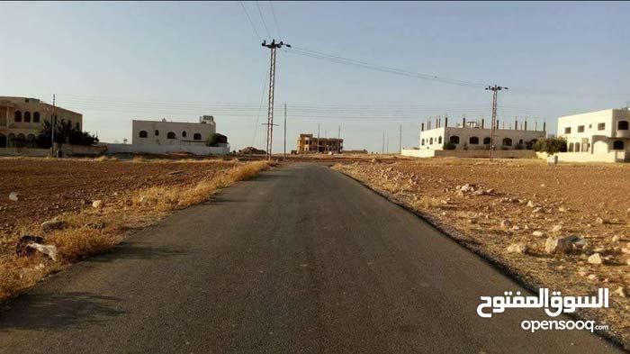 ارض للبيع / ابو دبوس / ممر عمان شارع الميه
