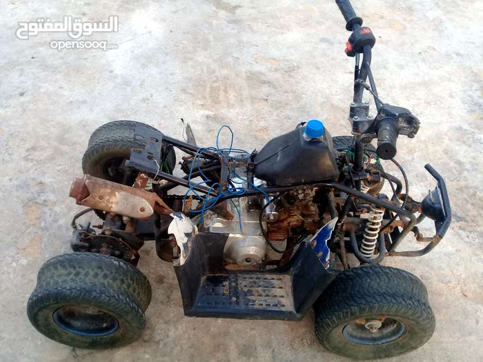 Used Other motorbike available in Sabratha