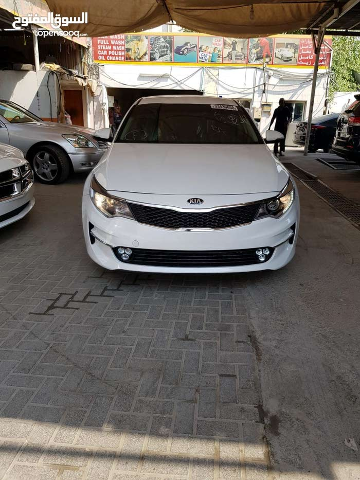 Used 2017 Kia Optima for sale at best price