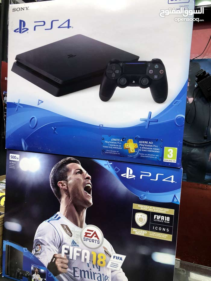 New - Buy a Playstation 4 device at a special price with advanced specs