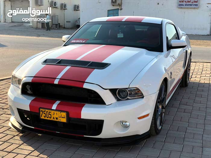 Ford Mustang car for sale 2014 in Al Masn'a city