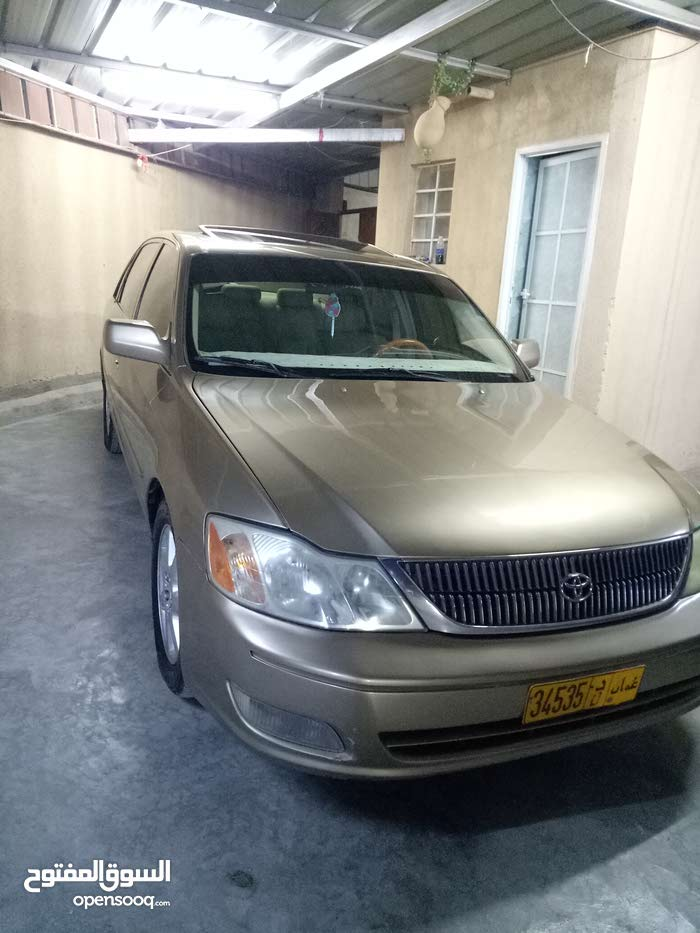 30,000 - 39,999 km Toyota Avalon 2000 for sale