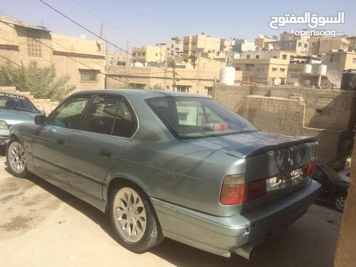 Manual Grey BMW 1992 for sale