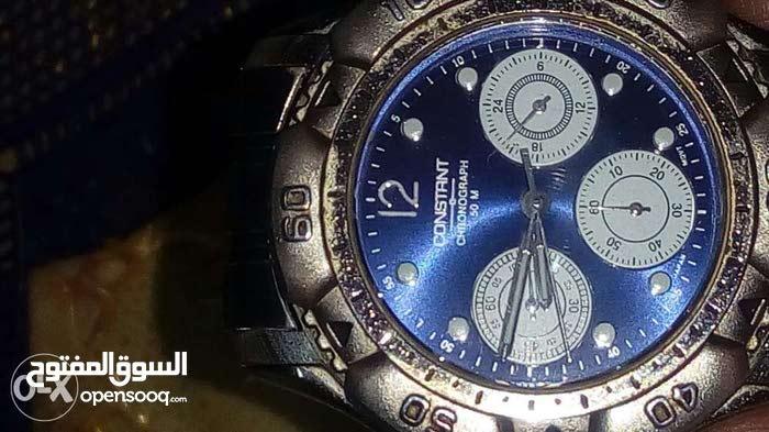 ساعة رجالى سويسرى