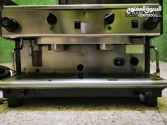 ماكينه اسبريسو رانشلو ايطالي 2 هاند  بالمطحنه او بدون مطحنه