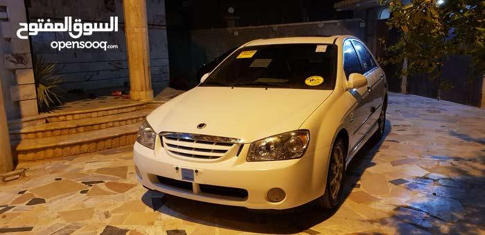 Automatic White Kia 2009 for sale
