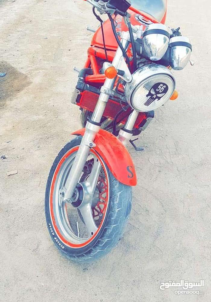 دراجه بانده بطح كرستال2010