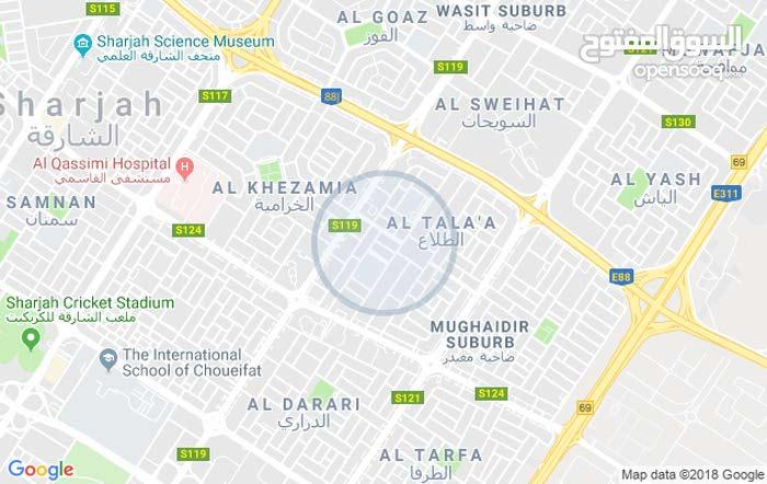 Villa for rent in Sharjah