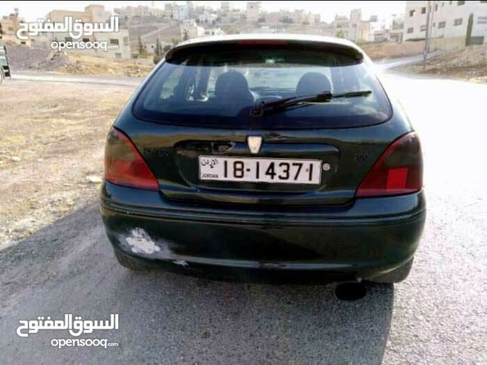 Rover 200 car is available for sale, the car is in Used condition