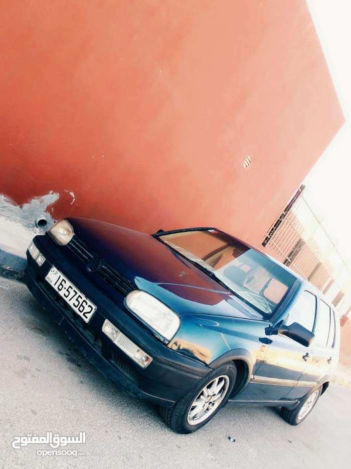 1992 Volkswagen Golf for sale in Amman