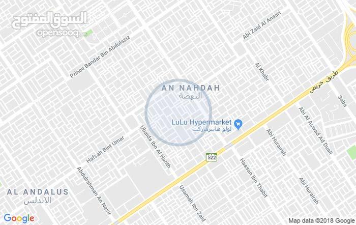 عماره 750م حي النهضه قريبه من سلمان الفارسي