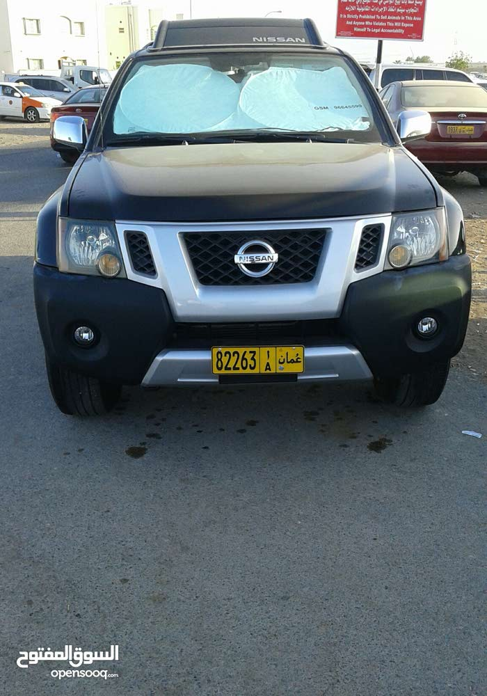 Nissan Xterra car for sale 2009 in Muscat city