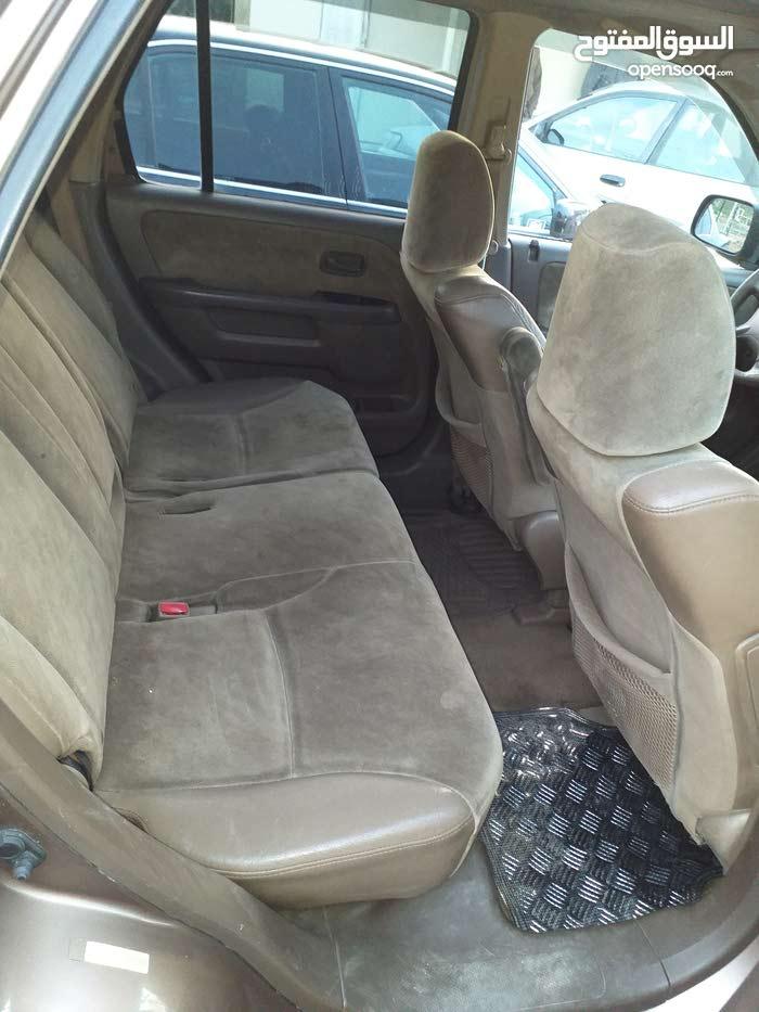 2002 هوندا CR-V