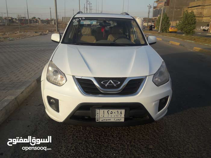 Chery A3 car for sale 2013 in Basra city