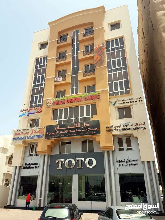Best property you can find! Apartment for rent in Al Ghubrah Ash Shamaliyyah neighborhood
