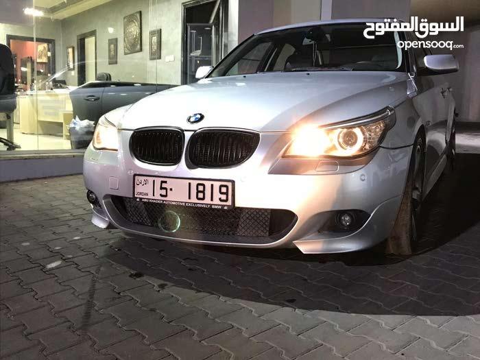 140,000 - 149,999 km BMW 520 2006 for sale