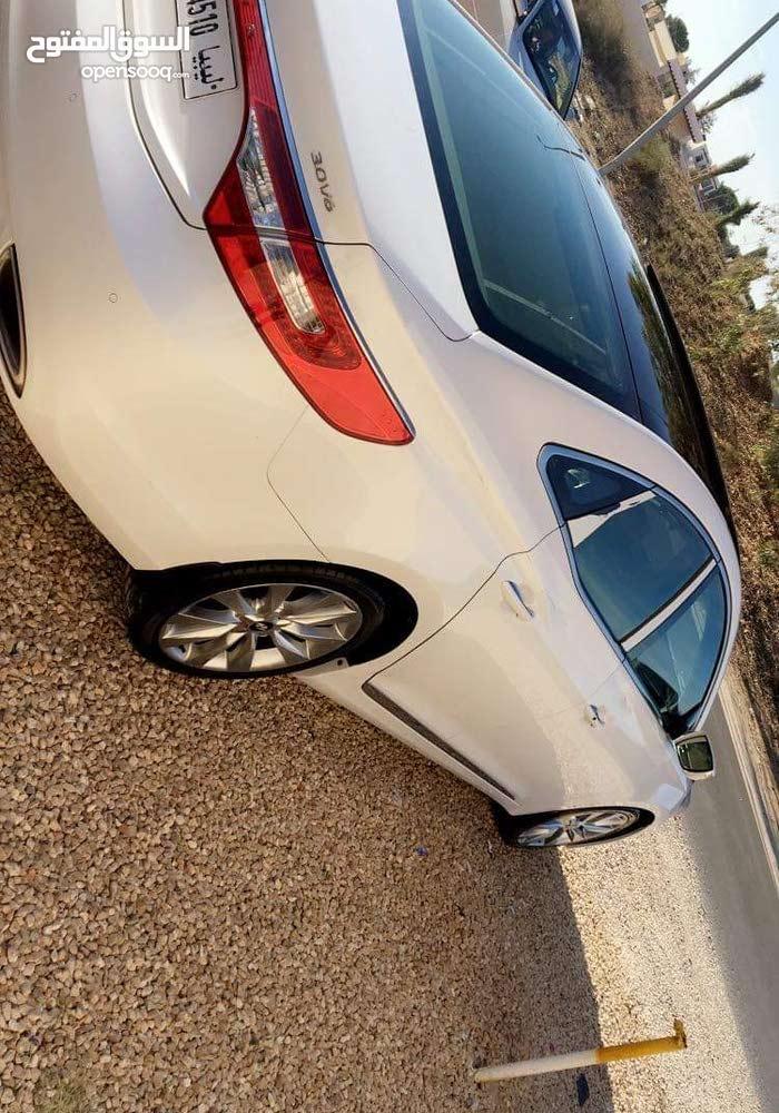 Gasoline Fuel/Power   Hyundai Azera 2013