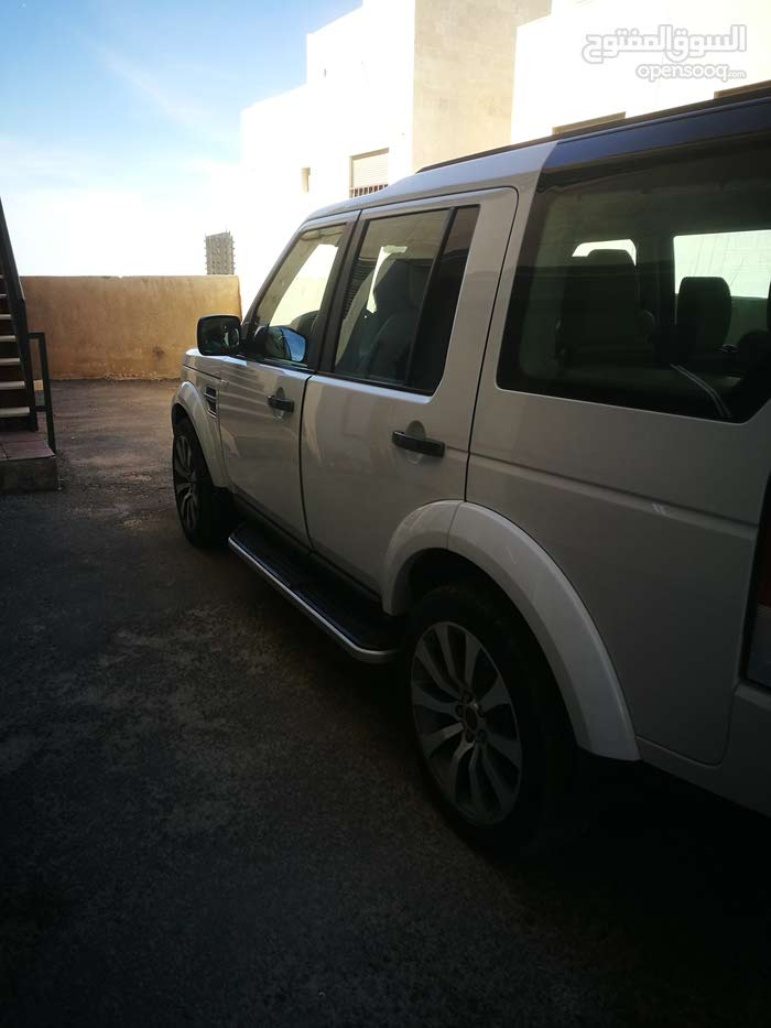 Automatic Land Rover LR4 2011