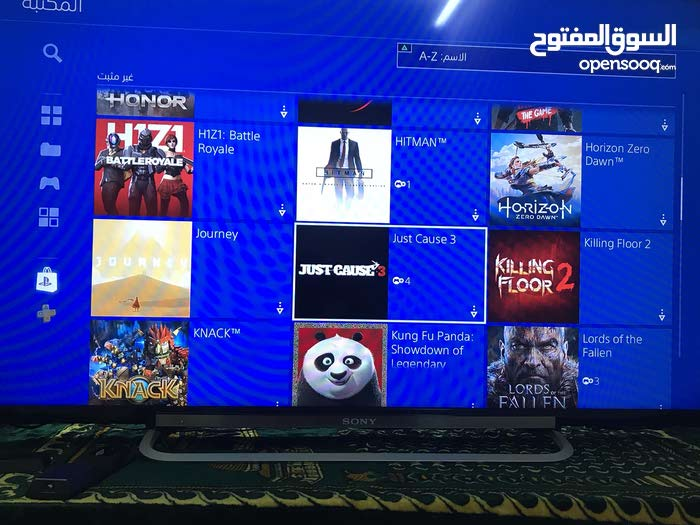Used Playstation 4 for sale at a low price.