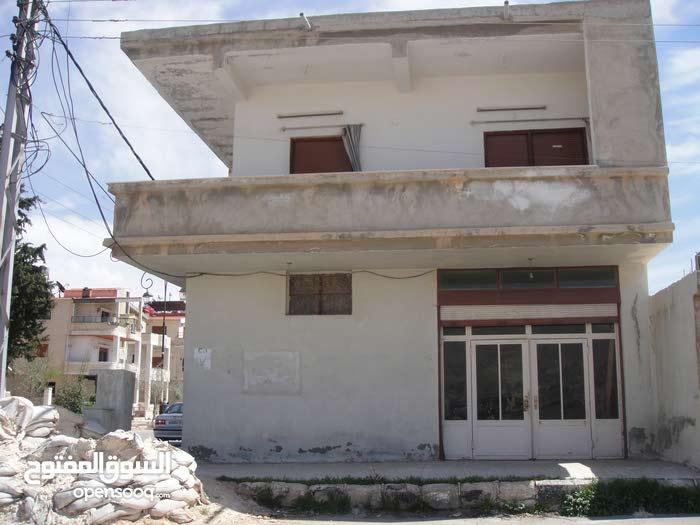بناء في معرة صيدنايا ريف دمشق للبيع