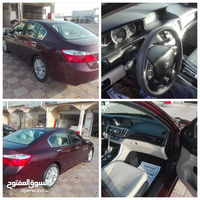 Used condition Honda Accord 2015 with 0 km mileage