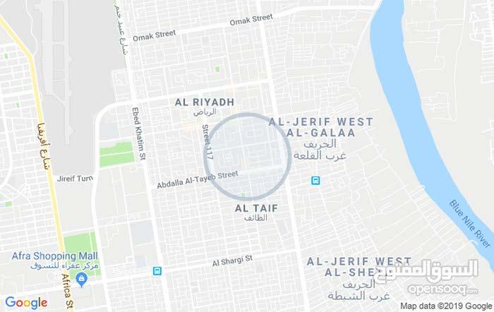 شقه مفروشه للايجار في الرياض شارع الجزار