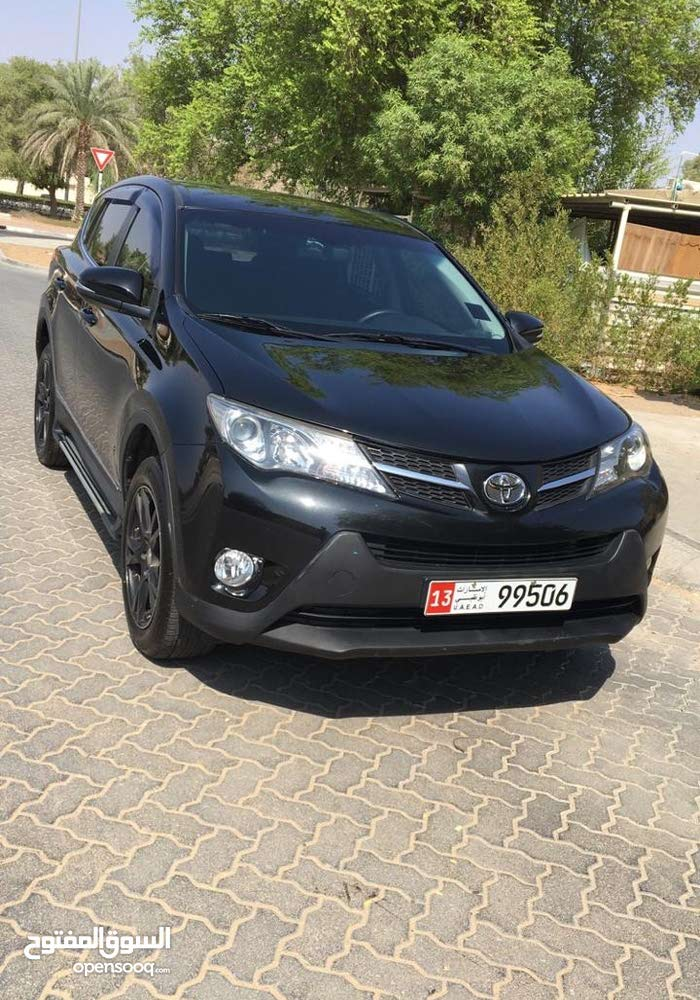 Toyota RAV 4 2013 - Al Ain