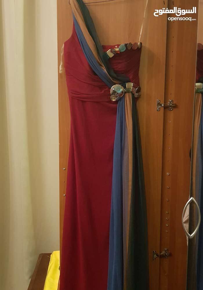 fc83c653a فستان احمر راقي - (106834340)   Opensooq