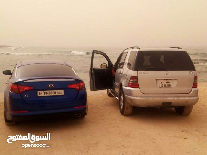 0 km Mercedes Benz ML 2004 for sale