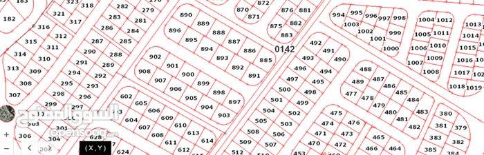 قطع اراضي مميزه للبيع في البنيات من 300 الى 400 متر