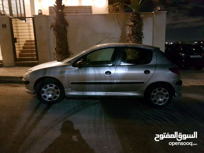 1 - 9,999 km Peugeot 206 2005 for sale