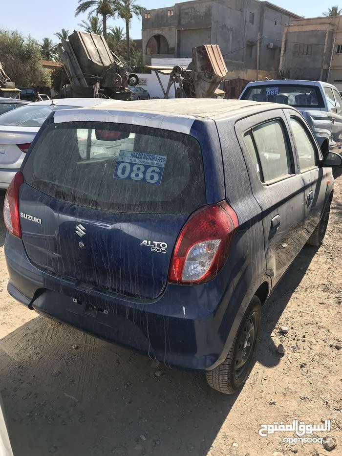 Suzuki Alto 2016 for sale in Tripoli