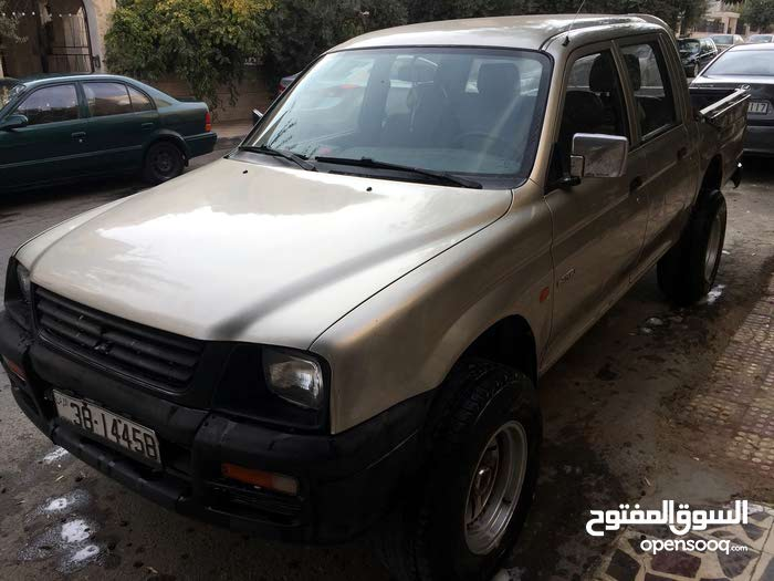 Mitsubishi L200 car for sale 1998 in Amman city