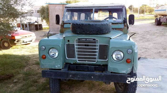 Land Rover Other car is available for sale, the car is in Used condition
