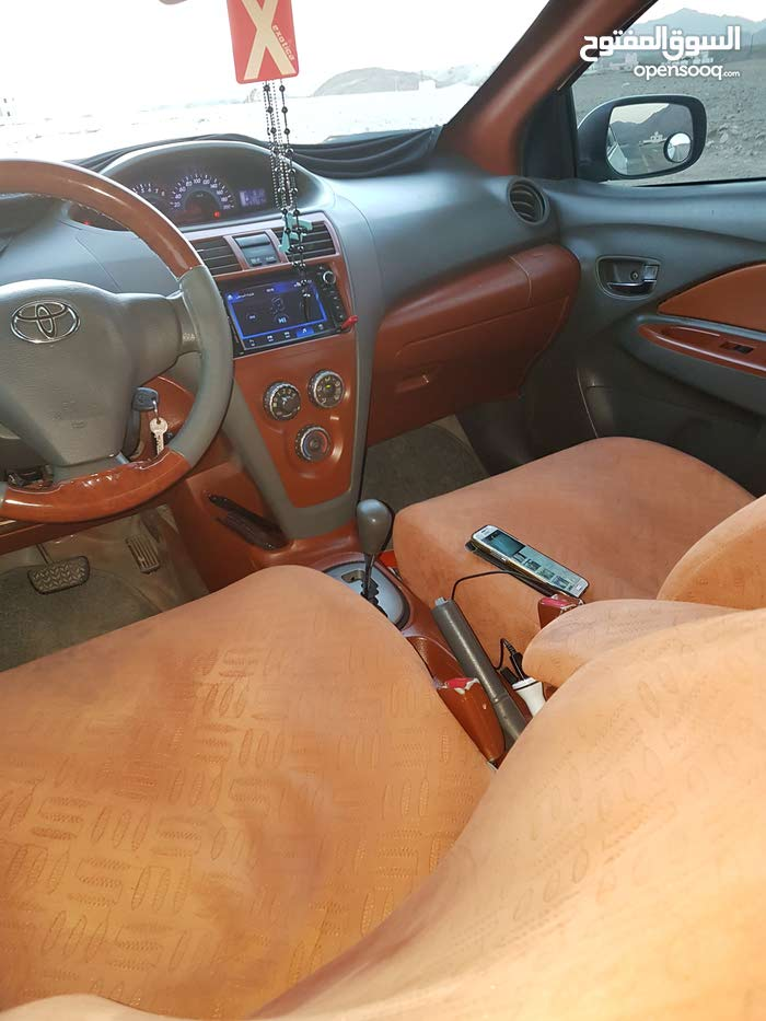 2009 Used Yaris with Automatic transmission is available for sale