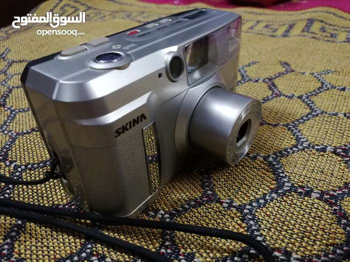 كاميرة فلم نوع Skina zx-60 زووم ياباني اصلي