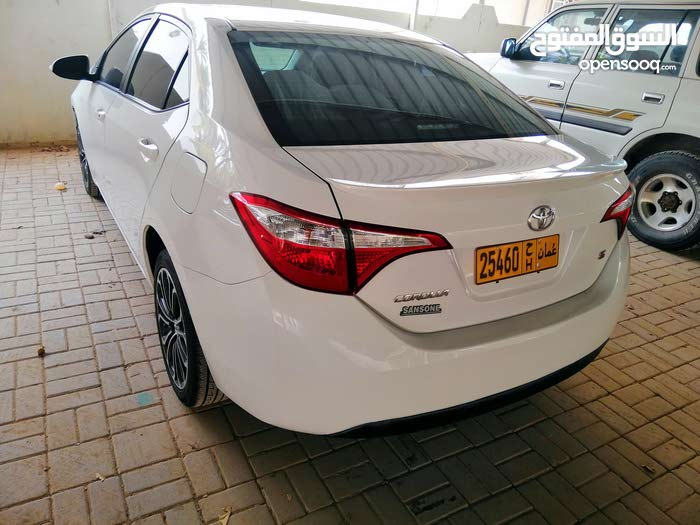 1 - 9,999 km Toyota Corolla 2016 for sale