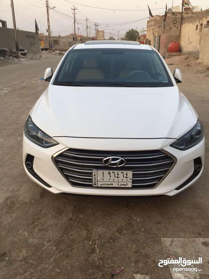 Hyundai Elantra 2017 - Basra