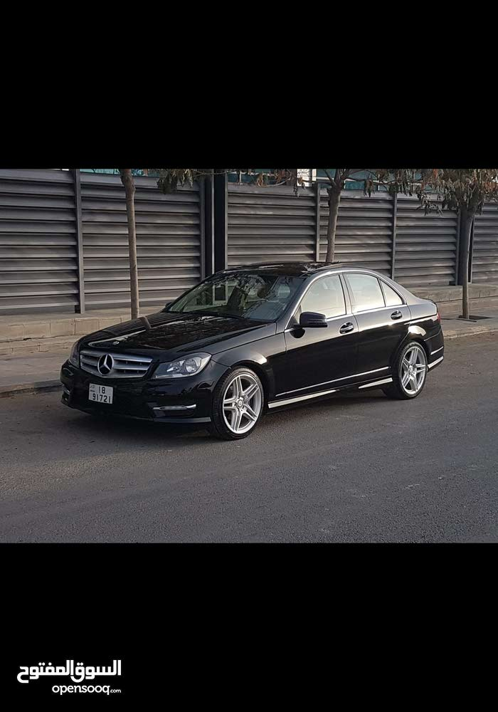 Automatic Mercedes Benz C 250 for sale