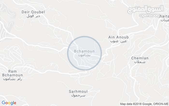 شقة 120م للبيع في بشامون اليهودية قرب المشتل طابق ارضي