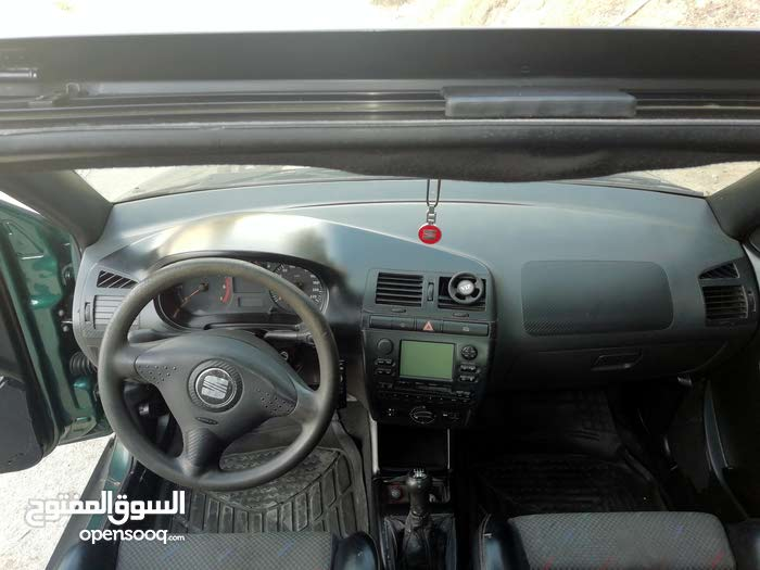 Manual SEAT 2001 for sale - Used - Amman city