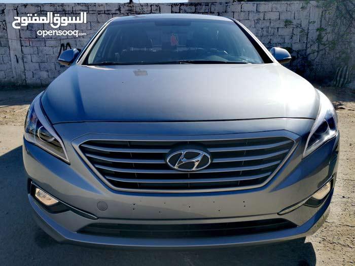 Hyundai Sonata 2016 For sale - Grey color
