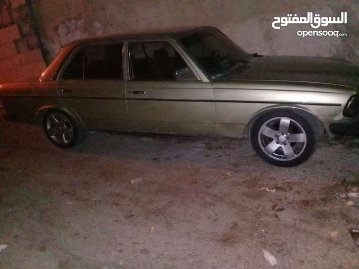 Used Mercedes Benz 1983