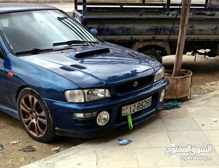 10,000 - 19,999 km Subaru Impreza 1999 for sale