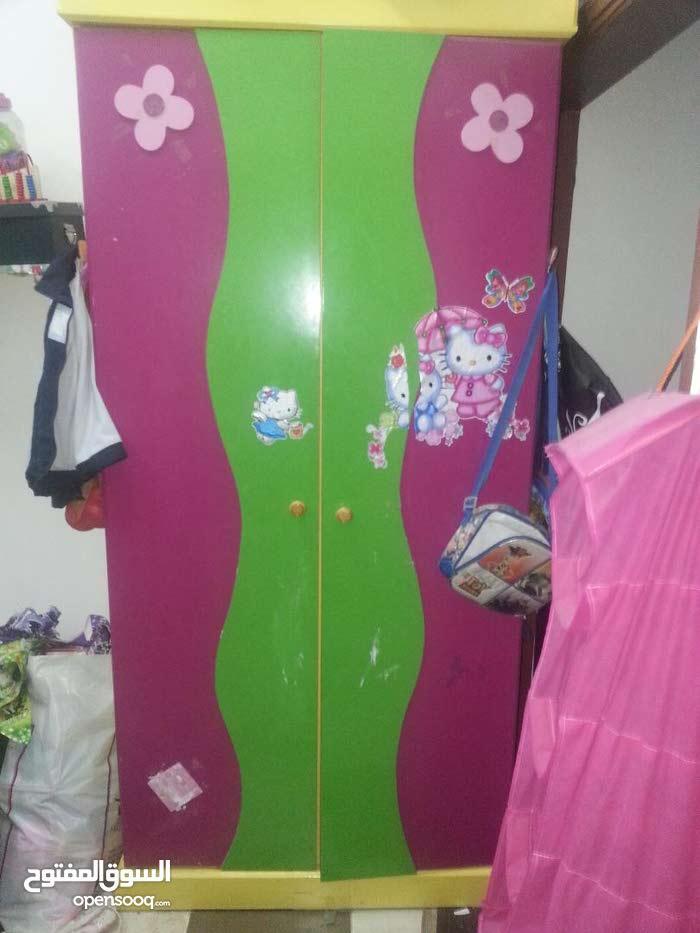 غرفة نوم اطفال بناتي