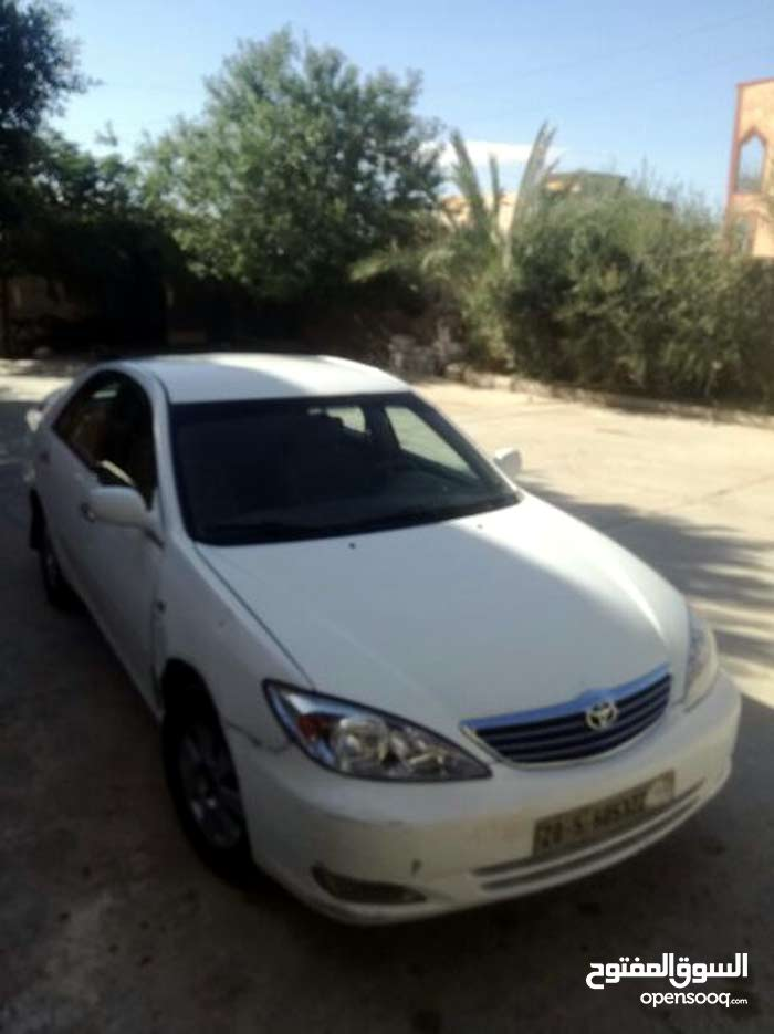 Manual Toyota 2004 for sale - Used - Bani Walid city