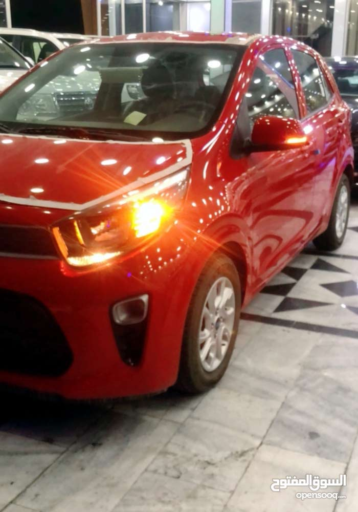 For sale 2018 Red Picanto