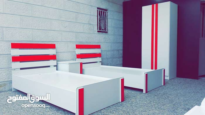 Available for sale in Irbid - New Bedrooms - Beds